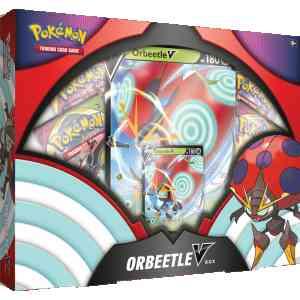 Pokemon Orbeetle November V Box