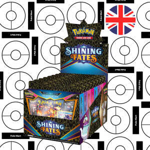 Shining fates pin collection case pokemart.be