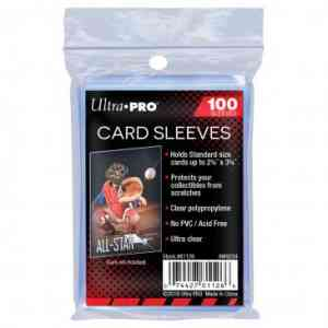 Ultra Pro Standard Soft Sleeves (Penny sleeves)