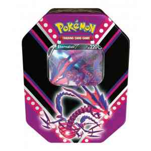 Pokemon Eternatus Fall tin V Powers