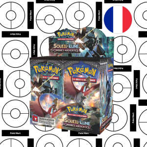 Booster display Ombres ardentes pokemart.be