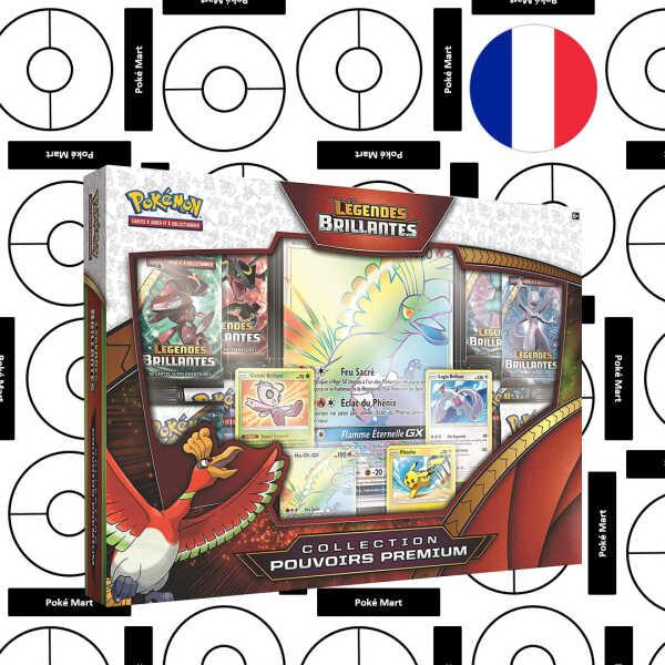 Ho-oh coffret collections Pouvoirs Premium pokemart.be