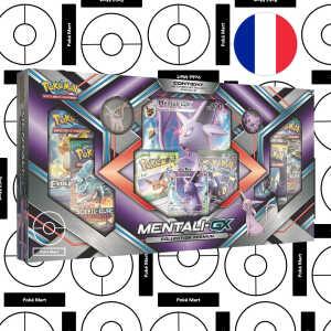 Mentali GX collection premium coffret pokemart.be
