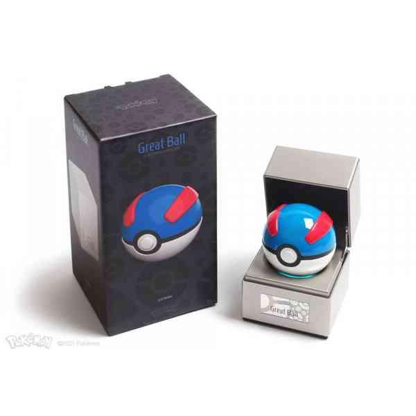 Pokémon Diecast Replica Great Ball box pokemart.be