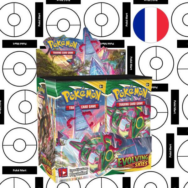 Pokémon Evolution Céleste pokemart.be