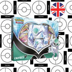 Ice Rider Calyrex V Box Pokemart.be