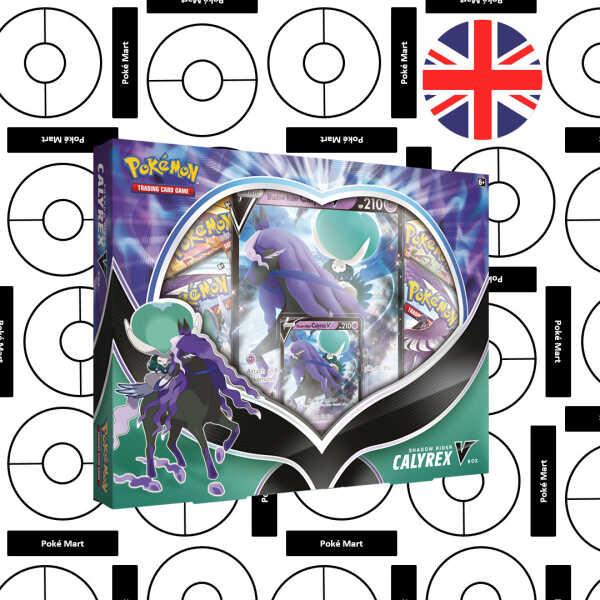 Shadow Rider Calyrex V Box Pokemart.be