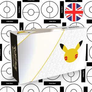Pokémon: 25th Celebrations Ultra Premium Collection