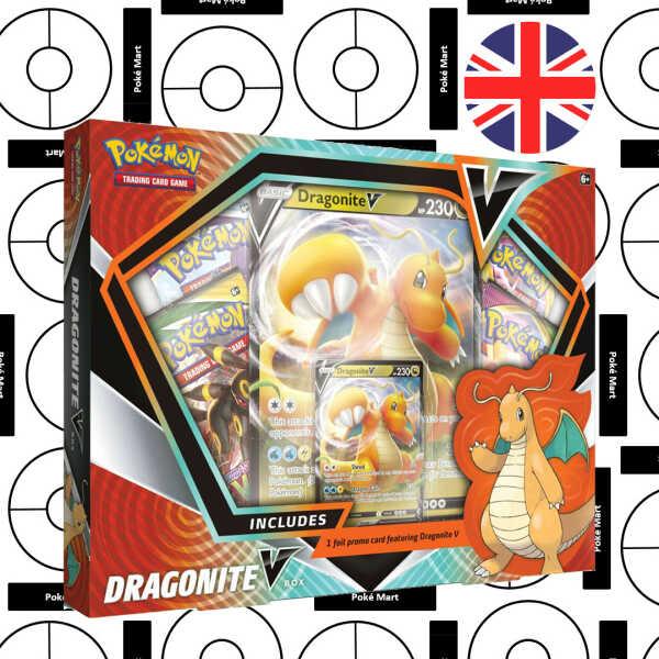 Dragonite V Box Pokemart.be