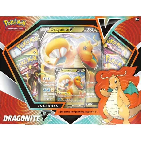 Dragonite V Box - Pokémon TCG 02