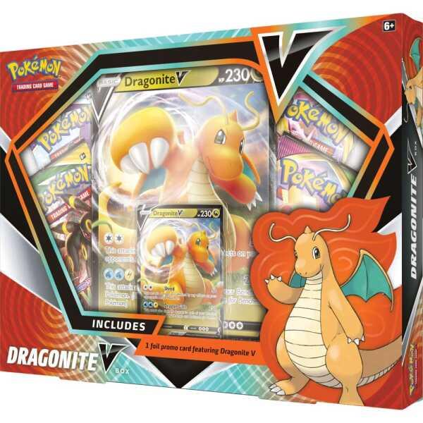 Dragonite V Box - Pokémon TCG 03