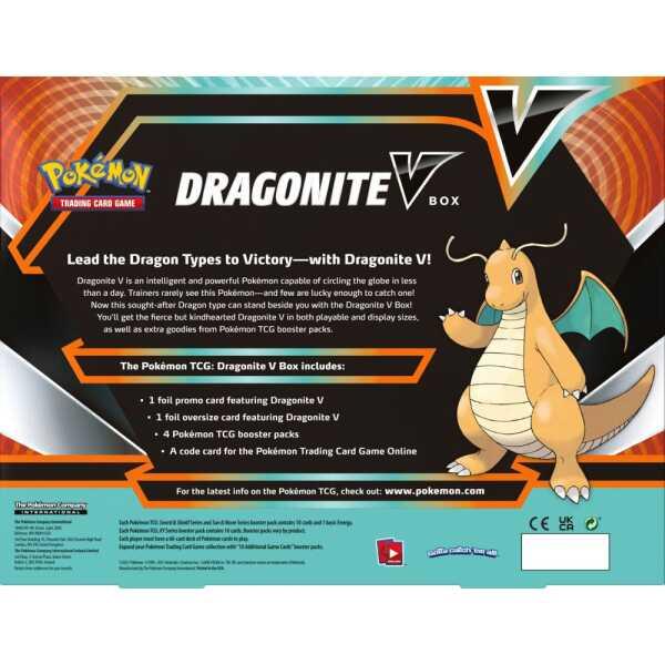 Dragonite V Box - Pokémon TCG 04