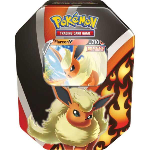 Flareon Tin Fall 2021 - Pokémon TCG 01