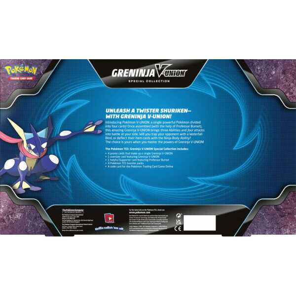 Greninja V-Union Special Collection 04