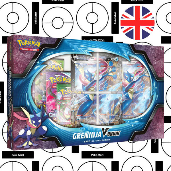 Greninja V-Union Special Collection pokemart.be