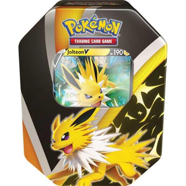 Jolteon Tin Fall 2021 - Pokémon TCG 011