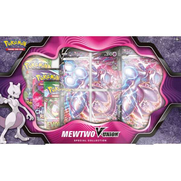 Mewtwo V-Union Special Collection 02