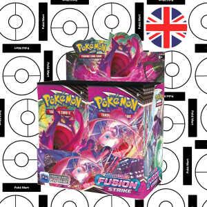 Pokemon Fusion Strike Boosterbox pokemart.be