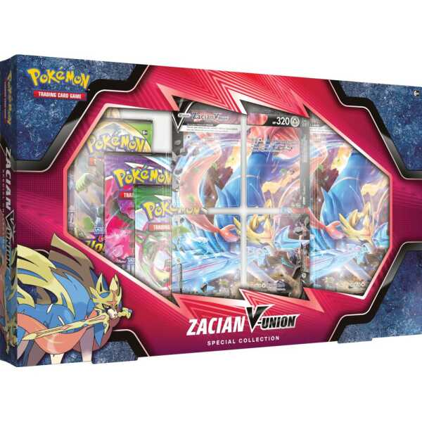 Zacian V-Union Special Collection 01