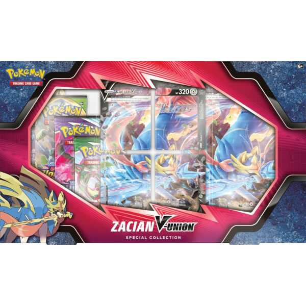 Zacian V-Union Special Collection 02