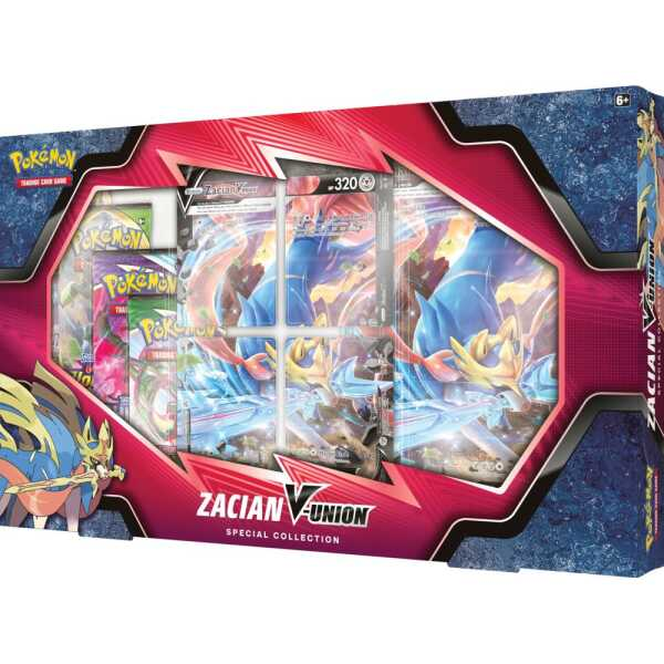 Zacian V-Union Special Collection 03