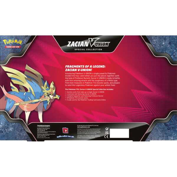 Zacian V-Union Special Collection 04