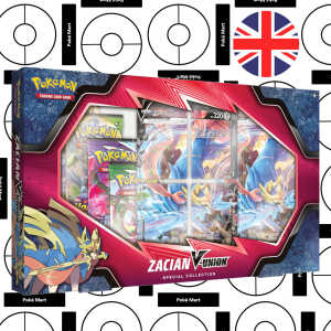Zacian V-Union Special Collection pokemart.be