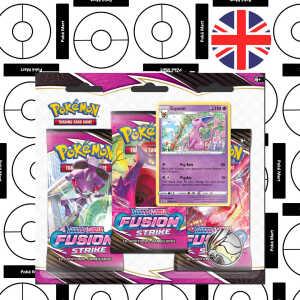 pokemon Fusion Strike 3 booster blister espeon pokemart.be