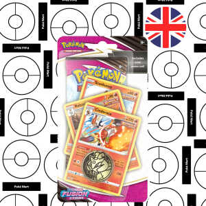 pokemon Fusion Strike Premium Checklane blister Cinderace pokemart.be